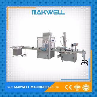 Sell food grade automatic piston filling machine