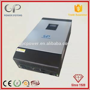 Wholesale solar power system home: Pure Sine Wave Mppt Solar Power Inverter 4000va 48vdc for Home and Solar System
