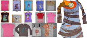 Wholesale t shirts: Ladies T-Shirt