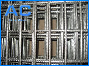 Wholesale welded mesh: Steel Galvanized Welded Reinforcing Concrete Mesh