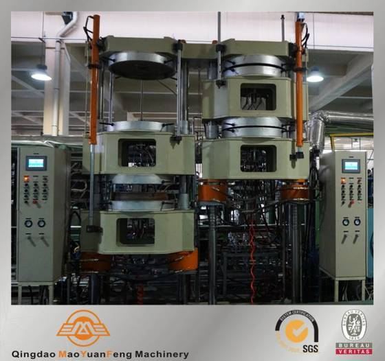 display mold: Sell precision hydraulic tire curing press machine