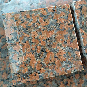 Wholesale granite tile: Chinese Granite G562 Maple Red Polished Tiles with Own Resources