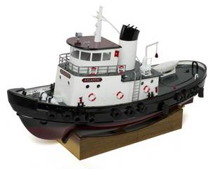Wholesale tug boat: SELL AquaCraft Atlantic Harbor Tug Boat RTR W/Futaba 2-Channel Radio System
