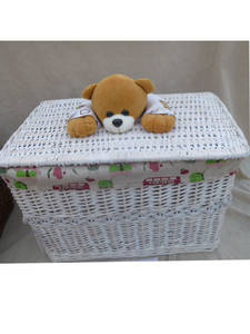 Wholesale Basketry: Hand Woven Storage Basket