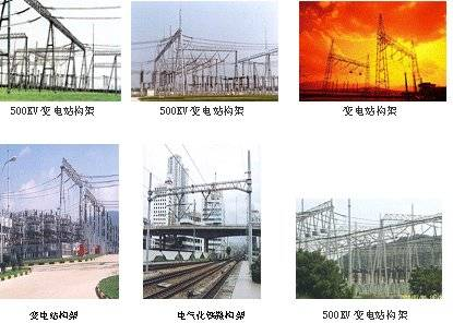 Sell Substation Steel Structure