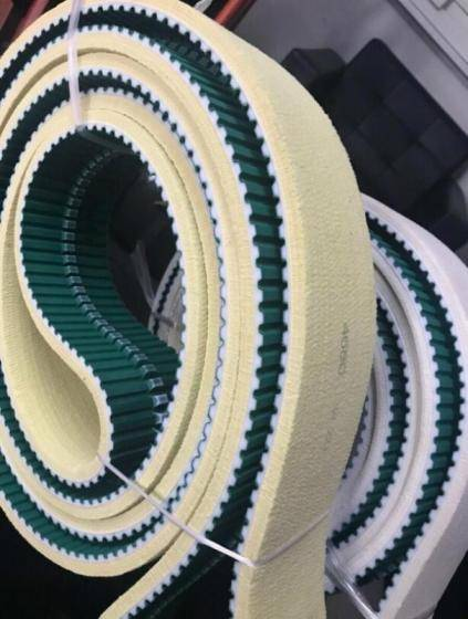 Sell Kevlar Steel Cord Available Pu Timing Belts