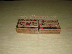 Wholesale kids wooden box: Gift Sets: MX-GS02