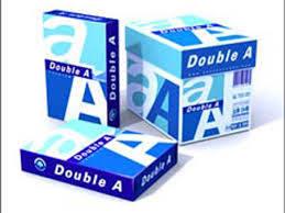 Wholesale gsm: Premium Double A White A4 Paper 80 GSM (210mm X 297mm)`