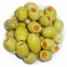 Wholesale green olives: Greek Chalkidiki Green Olives