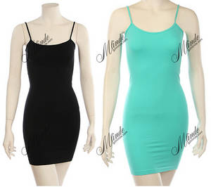 Wholesale Tank Tops: Bodycon Long Tank Tops for Lady