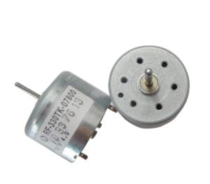 Wholesale dc mini fan: Electric Toy Car/Air Freshener/Mini Fan Motor 1.5 Volt 800rpm DC Motor RF-330TK-07800