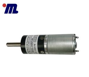 Wholesale golf product: 12V DC PMDC Planetary Gear Motor SGX-24RP36i Low Current and 6KG/CM