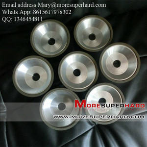 Wholesale diamond tool: Diamond Flaring Cup Wheel for Carbide Tools