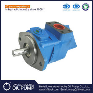 Wholesale vane pump power steering: Professional Manufacturer Hydraulic Vane Pump V10 V20 Series Vickers Vane Pump