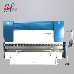 Wholesale hydraulic press machine: 300T Hydraulic Sheet Metal Plate Press Brake/Bending Machine