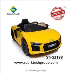 Wholesale toys: Toy Cars for Kids To Ride, AUDI R8 Licensed Kids Toys Ride On Cars