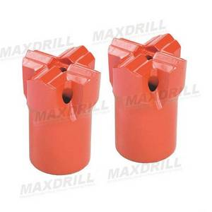 Wholesale carbide button bit: MAXDRILL Top Hammer Taper Cross Bits