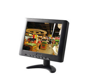 Wholesale CCTV Monitor: 8.4plastic TFT LCD Display and Monitor Display, Can Be Used for CCTV Security Cameras&Industrial