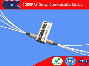 Wholesale fiber optic coupler splitter: D2X2B Fiber Optical Switch -CORERAY