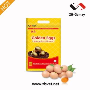 Wholesale amino acid factory: Poultry Multivitamins Golden Chicken Eggs