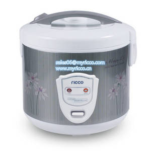 Wholesale rice cooker: Deluxe Rice Cooker--RICCO