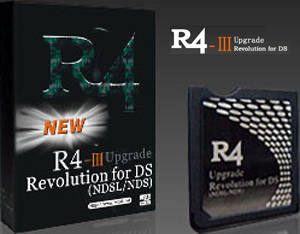 r4 revolution ds ndsl nds software