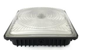 Wholesale led canopy light: 100W LED Canopy Lights IP65 Waterproof Rating 5700K LED Lighting with Mean Well Driver