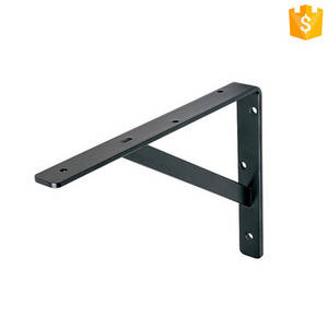 Wholesale cabinet support: Heavy Duty Shelf Brackets Steel Support Large Shelves Supports Bracket Cabinet