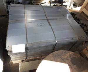 Wholesale steel scrap: Steel Plate Scrap in Thickness 6mm Use for Ship Building