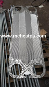 Wholesale s22: Plate of Plate Heat Exchanger Vicarb V60