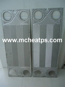 Wholesale plate heat exchanger: Plate of Plate Heat Exchanger Tranter/SWEP GC51