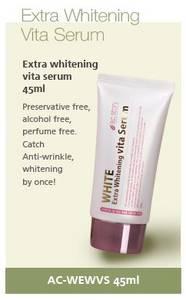 Wholesale polysorbate 60: AC STORY Extra Whitening Vita Serum 45ml