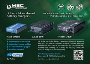 Wholesale battery charger: Lithium- & Lead-based Battery Chargers