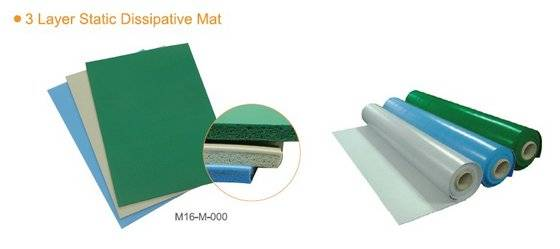 Sell 3 Layer Static Dissipative Mat