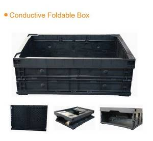 Wholesale foldable: Conductive Foldable Box