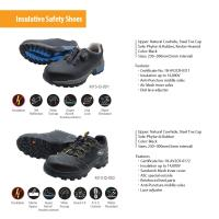 Insulative Safety Shoes 2