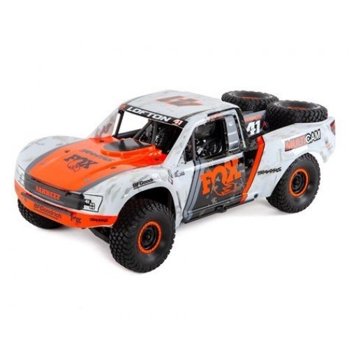 Traxxas Unlimited Desert Racer UDR 6S RTR 4WD Electric Race Truck (Fox Racing) - Medanelectronic