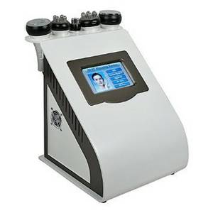 Wholesale tripolar rf slimming machine: Cavitation RF Vacuum Therapy Imported Slimming Equipment