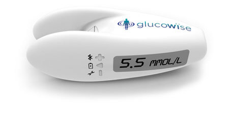 GlucoWise Blood Glucose Meter