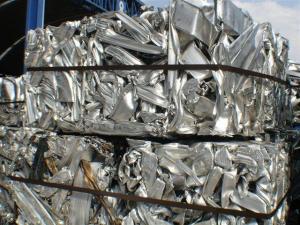 Wholesale aluminium scrap: Aluminium Extrusion Scrap 6063