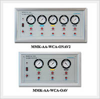 Medical Gas Alarm System -Analog Display Type