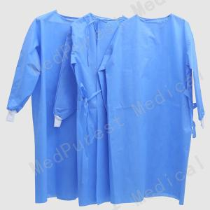 Wholesale reinforced surgical: Disposable Non-Reinforced Surgical Gowns