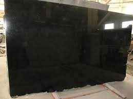 Wholesale slab: Absolute Black Granite Slab