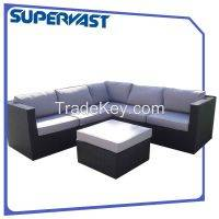 Wholesale Outdoor Furniture: Rattan Sofa Set
