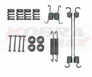 Wholesale shoe accessories: kobra-max Brake Shoes Accessories Kit 6001549722