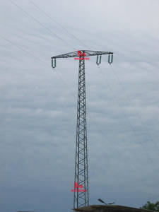 Wholesale transmission tower: T Type Transmission Tower