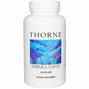 Wholesale otc drugs: Megavitamins - Formula SF 722 Thorne Research Dietary Supplement for Healthy Gut Flora Online