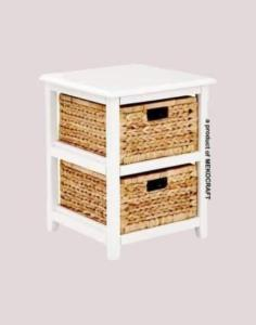 Wholesale drawer cabinet: Vietnam Cabinet with 2/3/4 Water Hyacinth Drawers