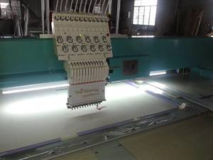 Wholesale Embroidery Machines: Excellence Model 1201