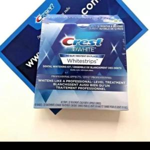 Wholesale pouch: Crest 3D White Luxe Professional Effects Whitening 10 POUCHES